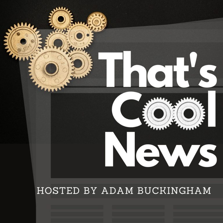 Thats Cool News Podcast
