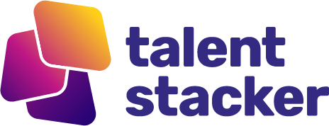 Talent Stacker Horizontal Logo