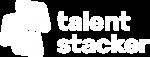 Talent Stacker Horizontal Logo Dark Mode